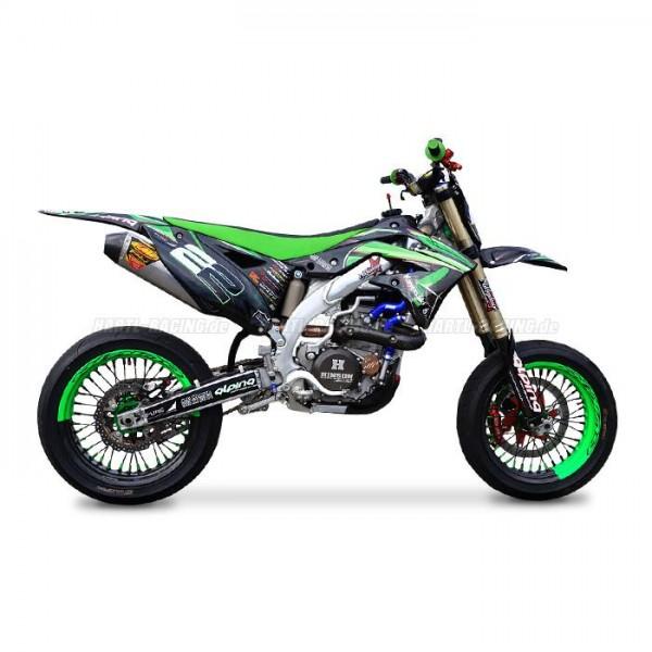 FaBa Supermoto Räder - Kawasaki KXF