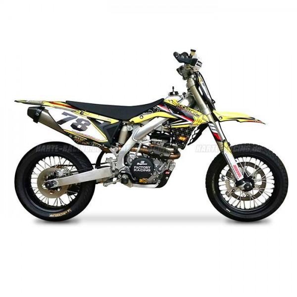 FaBa Supermoto Räder - Suzuki RMZ