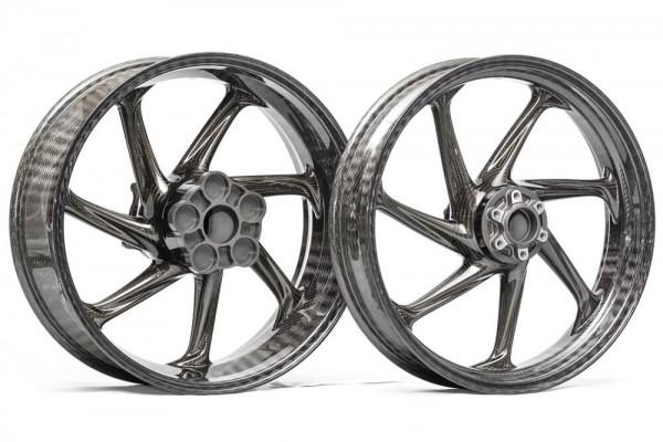 Carbon Räder von TKCC - BMW S1000R/RR (mit HP-Schmiederadsatz)