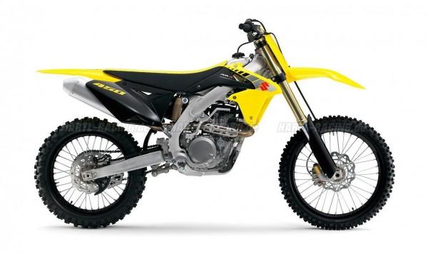 """FaBa MX / EN """"Excel"""" Räder - Suzuki RMZ"""