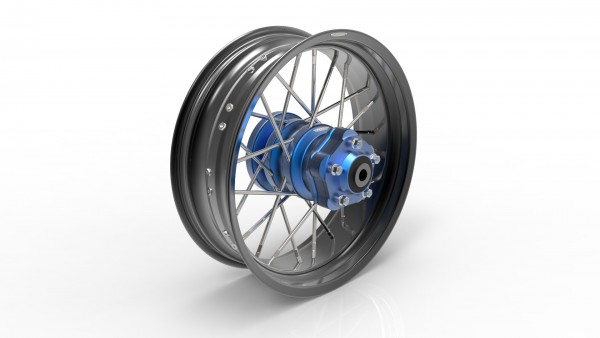 JoNich Wheels - Honda CB seven fifty rc42