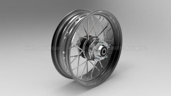 JoNich Wheels - Triumph Thruxton/R/TFC