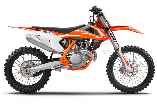 FaBa MX / EN Räder - KTM EXC/SXF