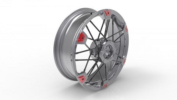 JoNich Wheels SX - Honda CB 1000 R