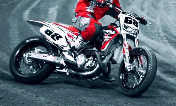 FaBa Flattrack Räder - Kawasaki KXF